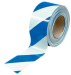 Barrier Tapes Std Duty - Non Reflective (Blue / White)