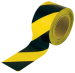 Barrier Tapes Std Duty - Non Reflective (Yellow/Black)