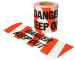Barrier Tapes Extra Heavy Duty - Non Reflective (Danger Keep Out)