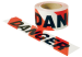 Barrier Tapes Extra Heavy Duty - Non Reflective (Danger)