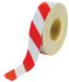 Reflective Tape - Class 2 (Red/White)